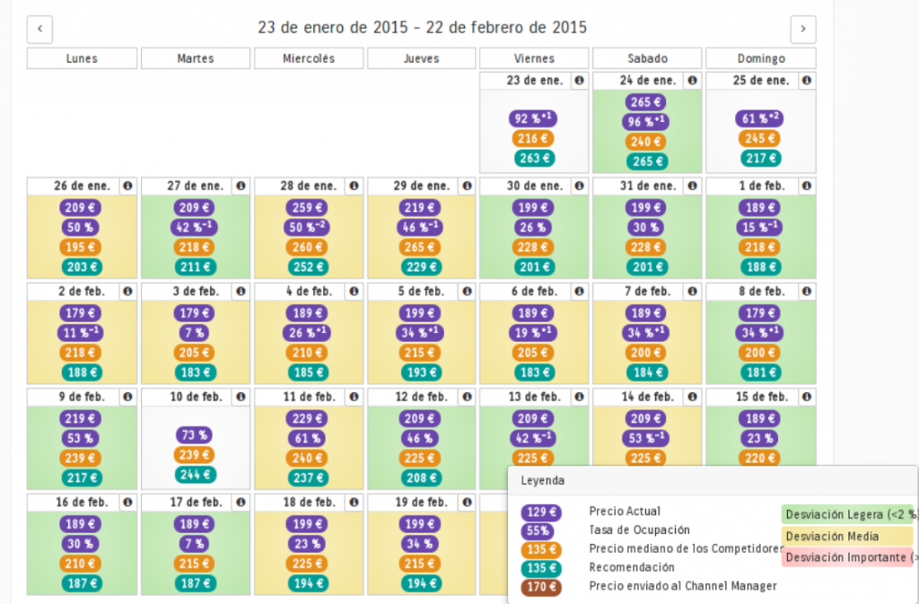 ES-Calendar