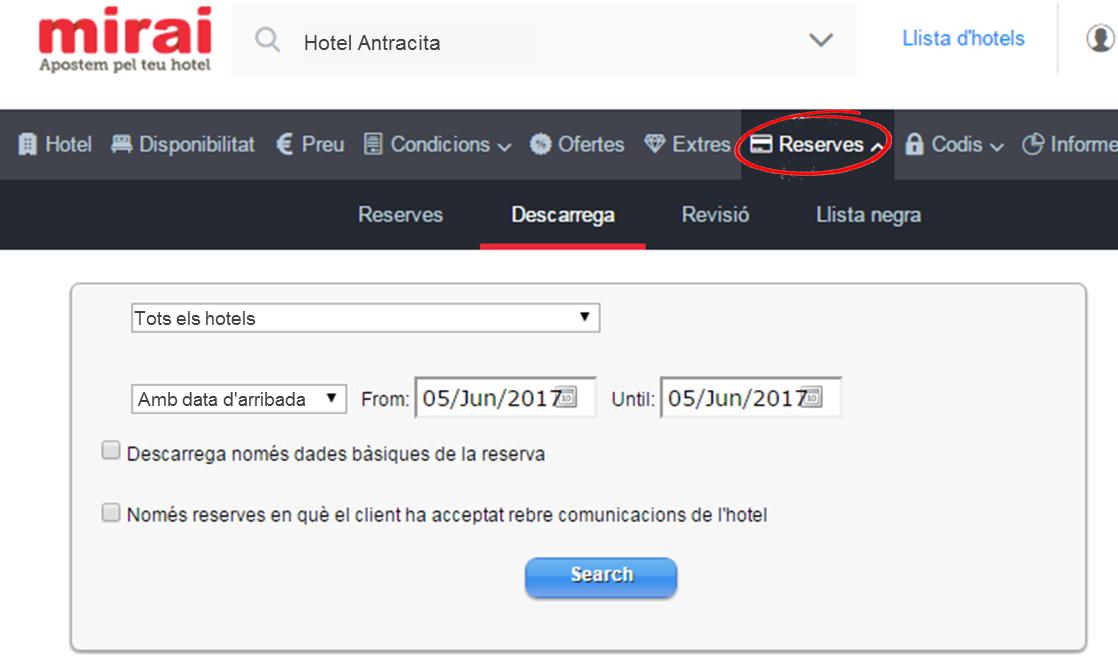 Extranet CA2