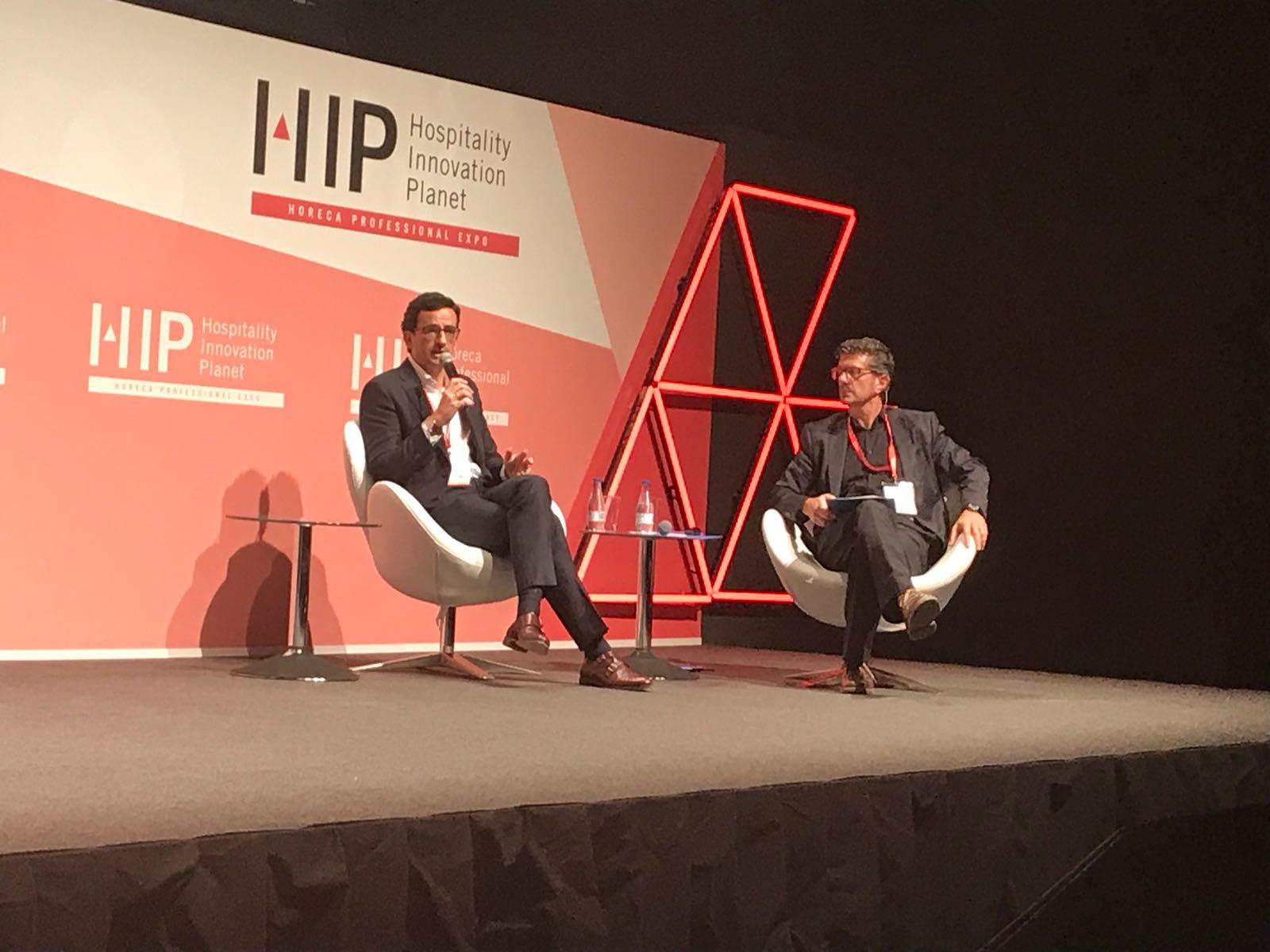Foto Pablo Delgado en HIP 2018