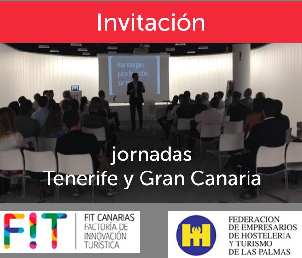 Jornadas Tenerife y Gran Canaria