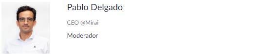 Pablo moderador