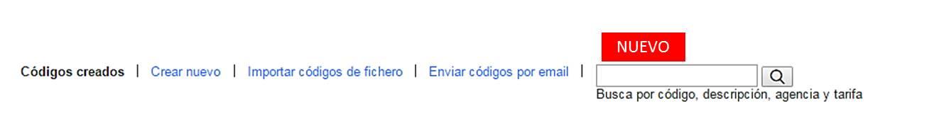 codigos 2 ES