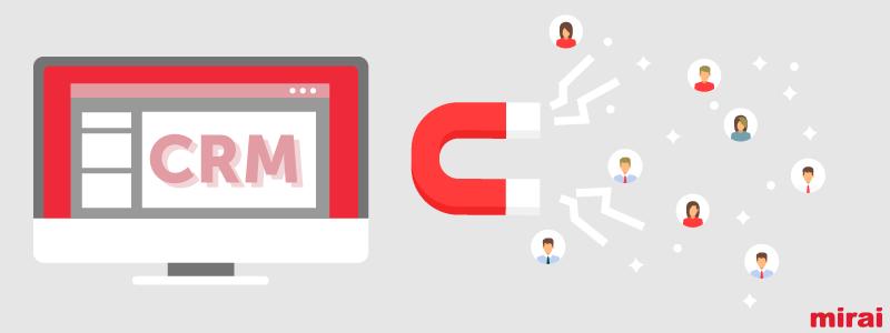 CRM-fidelización-pushtech-mirai