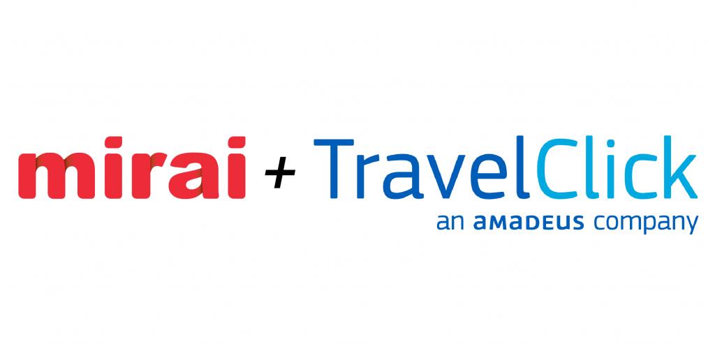 Mirai se integra bidireccionalmente con Travelclick