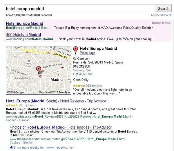 Cambios En Google Places