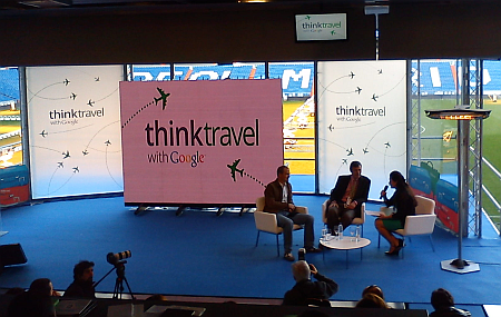 Think Travel Google 2012